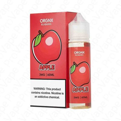 Apple Orgnx 60mL