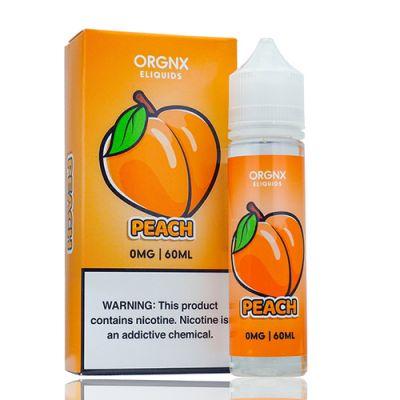 Peach - Orgnx - 60 ml-3mg