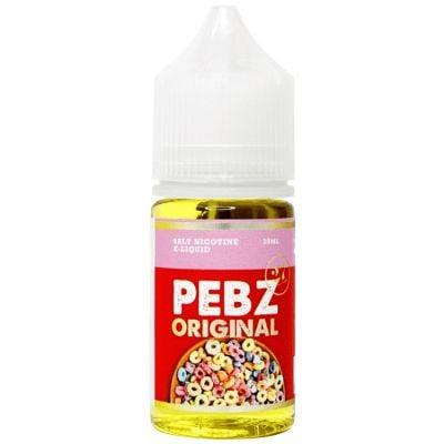 Original Salt – Pebz E-Liquid – 30mL