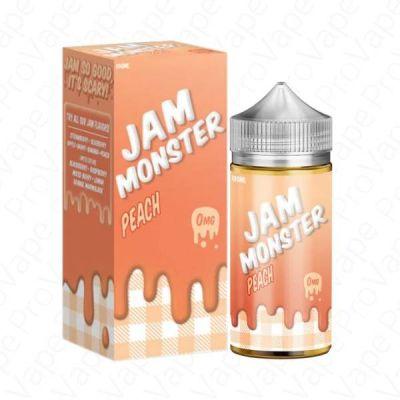 Peach Jam Monster 100mL-0mg