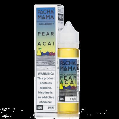 Huckleberry Pear Acai – Pachamama – 60mL
