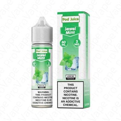 Jewel Mint Pod Juice 60mL