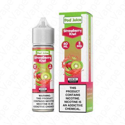 Strawberry Kiwi Pod Juice 60mL-0mg