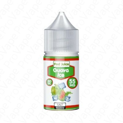 Guava Ice Salt Pod Juice 30mL