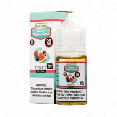 Berry Watermelon Salt Pod Juice 30mL