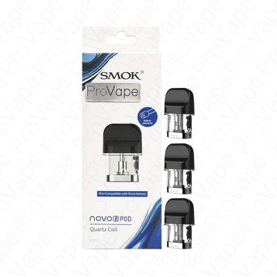 SMOK Novo 2 Replacement Pod 3PCS