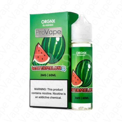 Watermelon Orgnx 60mL