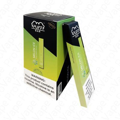 Melon Ice Puff Bar Disposable Pod Device 5%