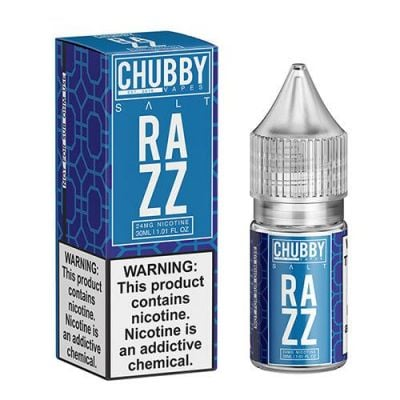 Bubble Razz Salt - Chubby Bubble Vapes - 30mL