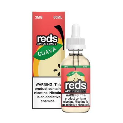 Guava Reds Apple 7 Daze 60mL