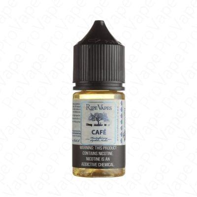 Cafe Salt Ripe Vapes 30mL