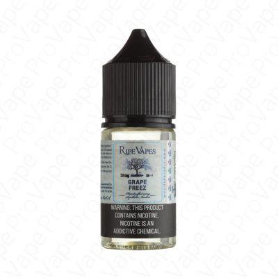 Grape Freez Salt Ripe Vapes 30mL-30mg