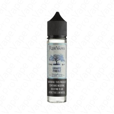 Grape Freez Ripe Vapes 60mL