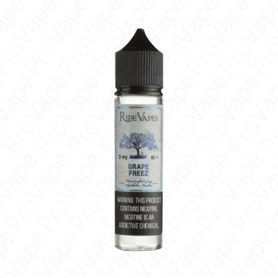 Grape Freez Ripe Vapes 60mL-0mg