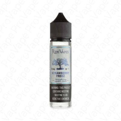 Strawberry Freez Ripe Vapes 60mL