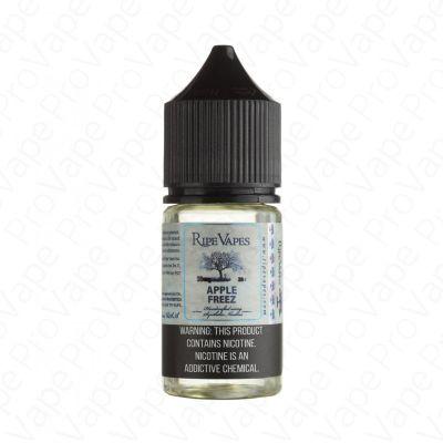 Apple Freez Salt Ripe Vapes 30mL-30mg
