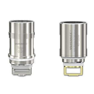 Wismec Reux Mini / Elabo Mini Replacement Coils - 5-Pack