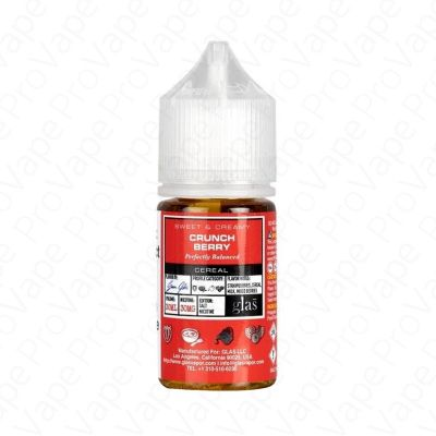 Crunch Berry Basix Salt Glas Vapor 30mL