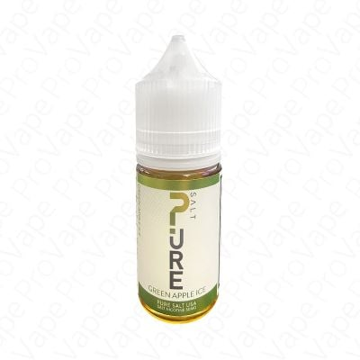 Green Apple Ice Pure Salt 30mL
