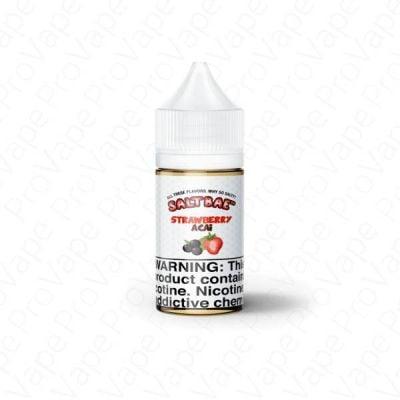Strawberry Acai Salt Bae 50 30mL