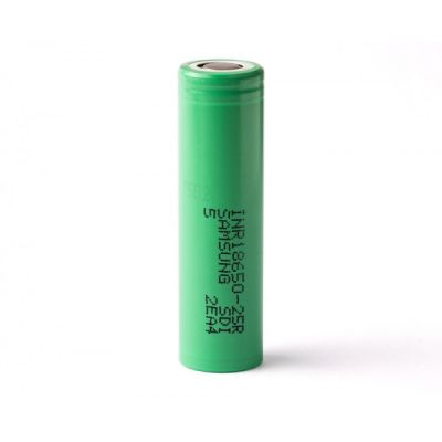 Samsung INR 25R 18650 2500mAh Battery