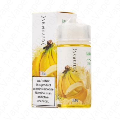 Banana Skwezed 100mL