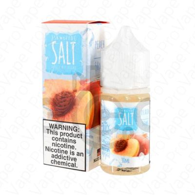 Peach Ice Salt Skwezed - 30mL