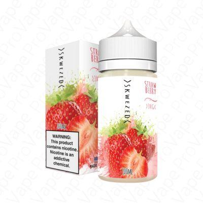 Strawberry Skwezed 100mL-0mg