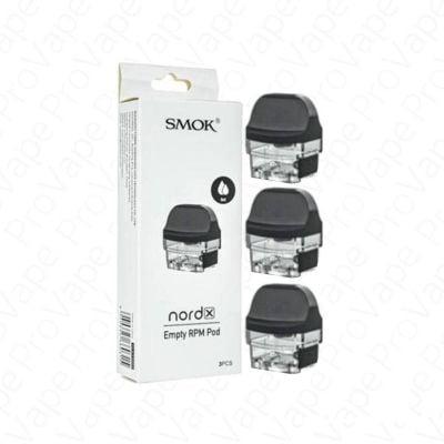 SMOK Nord X Empty RPM/RPM2 Pod 3PCS