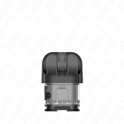 SMOK Novo 4 Empty Replacement Pod 3PCS-2mL-Transparent Black