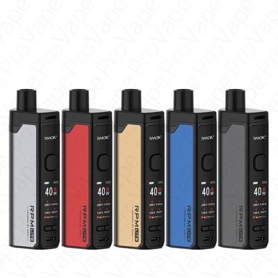 Smok RPM Lite 40W Pod Starter Kit