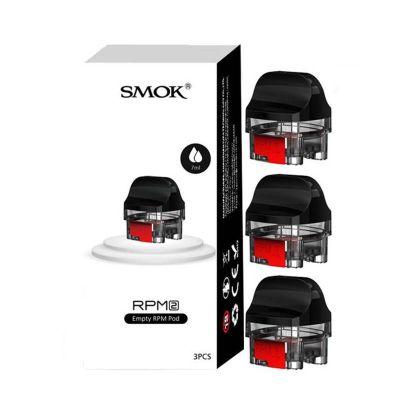 SMOK RPM 2 Empty Pod Cartridge 3PCS-RPM2 RPM 7.0mL