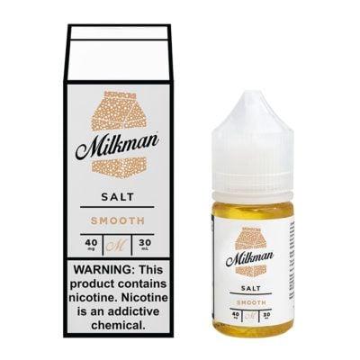 Smooth - The Milkman Salt - 30mL