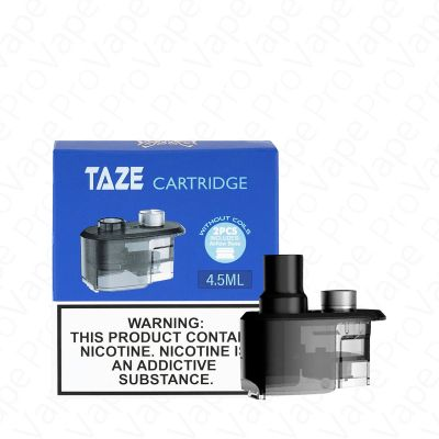 SNOWWOLF - TAZE - REPLACEMENT POD CARTRIDGE - 2PCS-4.5mL
