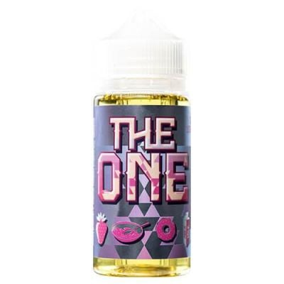 The One Strawberry - Beard Vape Co. - 100mL
