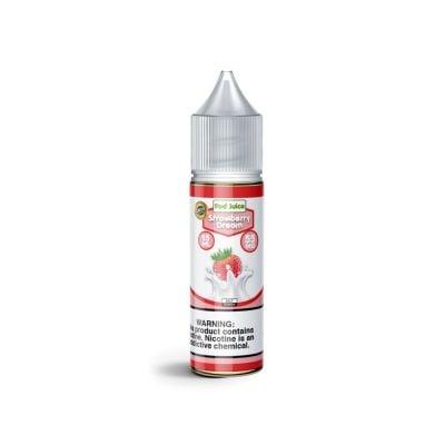 Pod Juice 15ml - Strawberry Dream-55mg