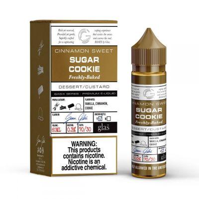 Sugar Cookie Basix Glas Vapor 60mL