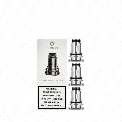 Suorin Elite Replacement Coils 3PCS