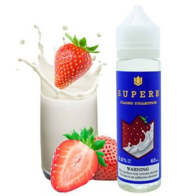 Strawberry Milk – Classic Collection – Superb – 60mL