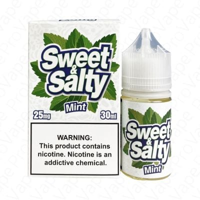 Mint Sweet & Salty 30mL