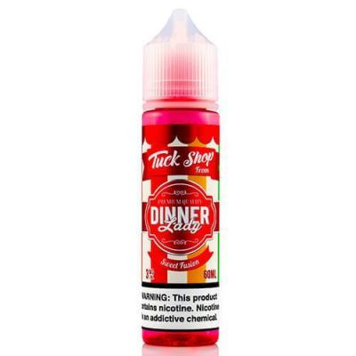 Sweet Fusion Tuck Shop Dinner Lady 60mL