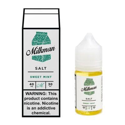 Sweet Mint - The Milkman Salt - 30mL