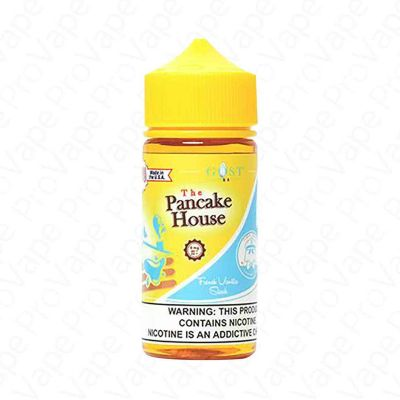 MILK HEAD SPECIAL EDITION - THE PANCAKE HOUSE - 100ML-0mg
