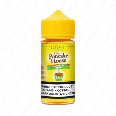 Caramelized Apple The Pancake House 100mL