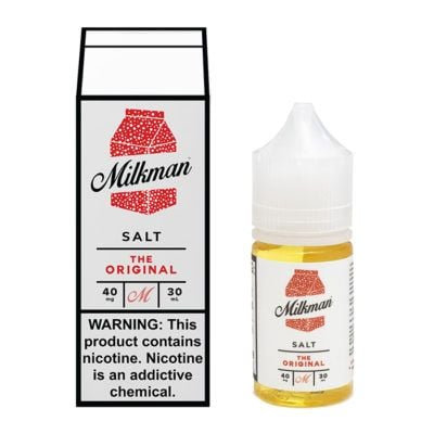 The Original - The Milkman Salt - 30mL