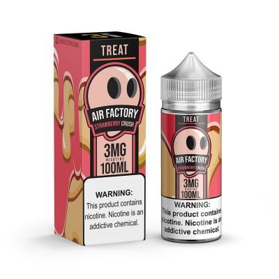 Strawberry Crush - Air Factory Treat - 100mL