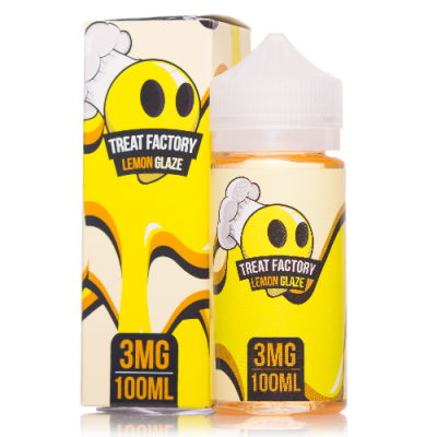 Lemon Glaze - Air Factory Treat - 100mL