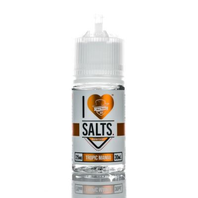 Tropical Mango - I Love Salts - Mad Hatter Juice - 30mL