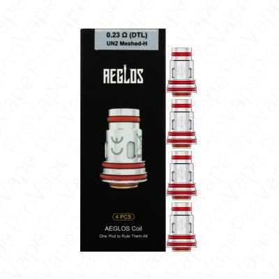 UWELL Aeglos Replacement Coils 4PCS