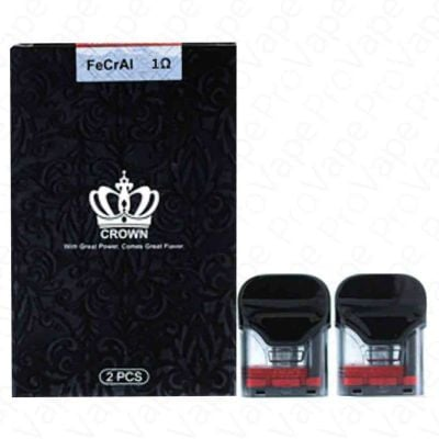 Uwell Crown Refillable Replacement Pod 2PCS